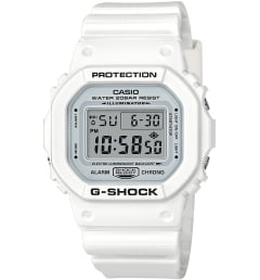 Бочкообразные Casio G-Shock DW-5600MW-7E