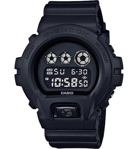 Часы Casio G-Shock DW-6900BB-1E