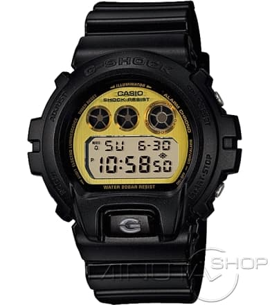 Коллекция G-Shock Resist Black Series 2013
