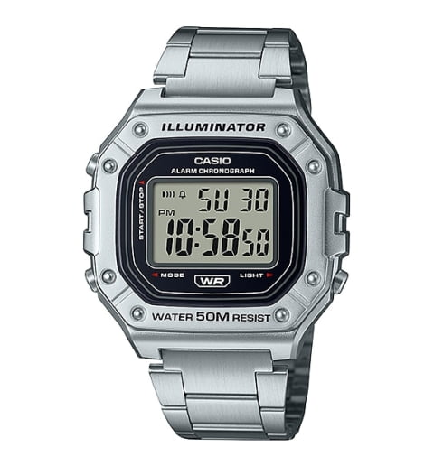 Casio Collection W-218HD-1A