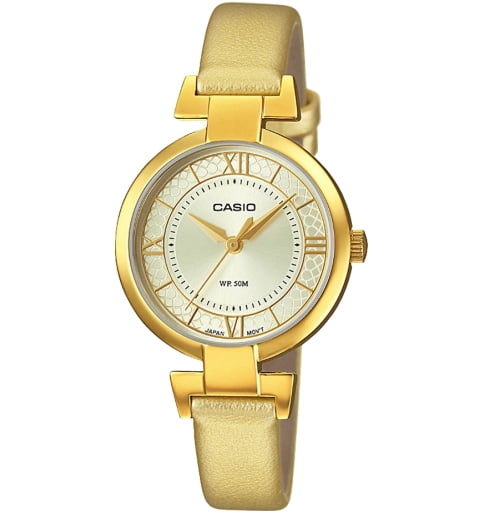 Дешевые часы Casio Collection LTP-E403GL-9A