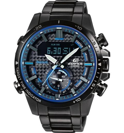 Часы Casio EDIFICE ECB-800DC-1A с Bluetooth
