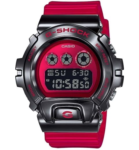 Часы Casio G-Shock  GM-6900B-4E Digital