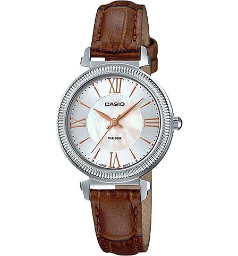 Дешевые часы Casio Collection LTP-E409L-7A