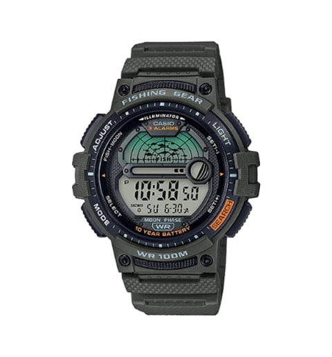 Часы Casio Collection  WS-1200H-3A Digital