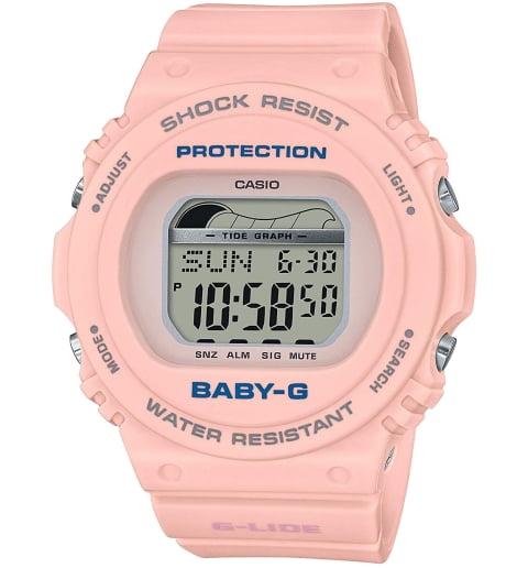Дешевые часы Casio Baby-G BLX-570-4E