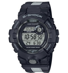 Casio G-Shock GBD-800LU-1E с шагомером