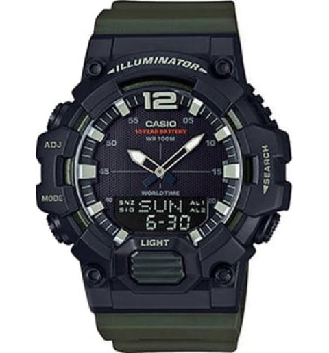 Дешевые часы Casio Collection HDC-700-3A