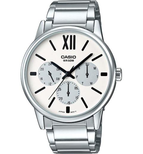 Дешевые часы Casio Collection MTP-E312D-7B