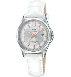 Женские Casio Collection LTS-100L-9A с сапфировым стеклом