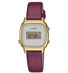 Casio Collection LA-670WEFL-4A2 с секундомером