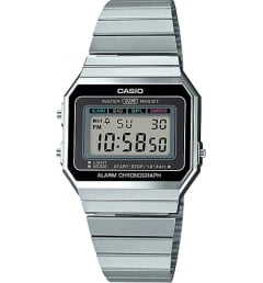 Бочкообразные Casio Collection A-700WE-1A