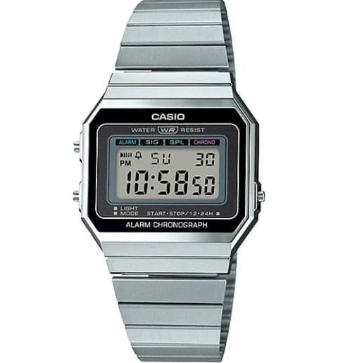 Дешевые часы Casio Collection A-700WE-1A