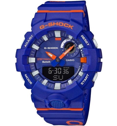 Часы Casio G-Shock GBA-800DG-2A с шагомером