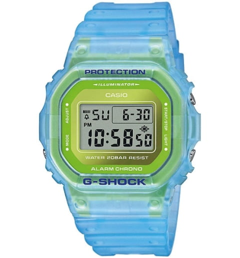 Часы Casio G-Shock DW-5600LS-2E Digital