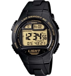 Бочкообразные Casio Collection  W-734H-9A