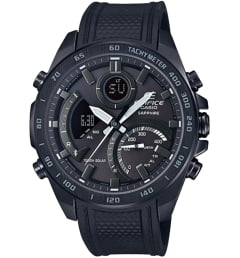 Casio EDIFICE ECB-900PB-1A с секундомером