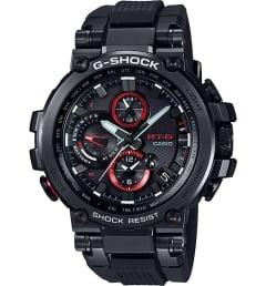 Casio G-Shock MTG-B1000B-1A с bluetooth