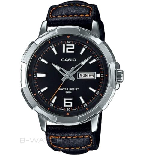 Дешевые часы Casio Collection MTP-E119L-1A