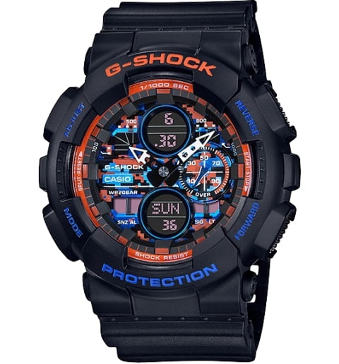 Casio G-Shock GA-140CT-1A