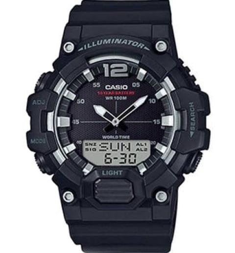 Часы Casio Collection HDC-700-1A с записной книжкой