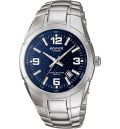 Casio EDIFICE EF-125D-2A с синим циферблатом