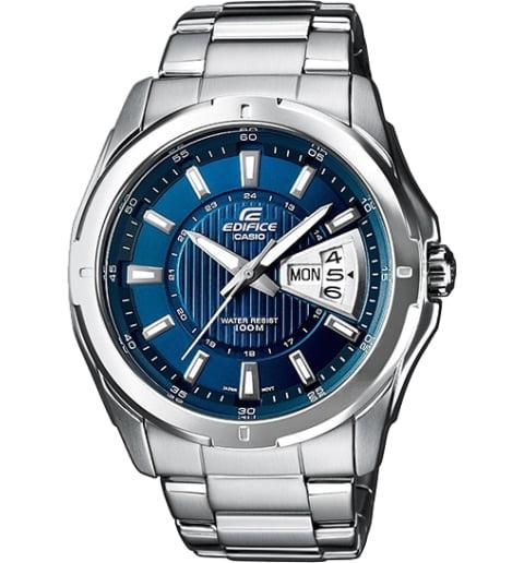 Часы Casio EDIFICE EF-129D-2A для плавания