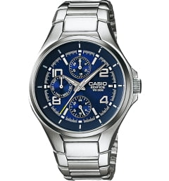 Casio EDIFICE EF-316D-2A с синим циферблатом