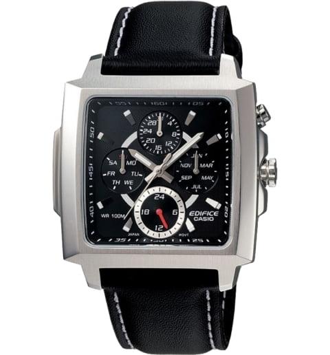 Квадратные часы Casio EDIFICE EF-324L-1A
