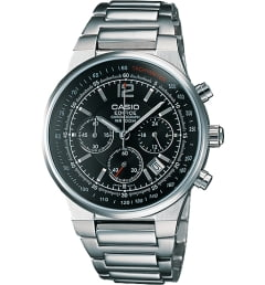 Кварцевые Casio EDIFICE EF-500D-1A