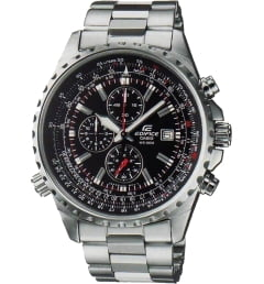 Casio EDIFICE EF-527D-1A с секундомером