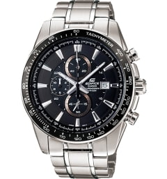 Casio EDIFICE EF-547D-1A1 с секундомером