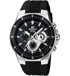 Casio EDIFICE EF-552-1A с секундомером
