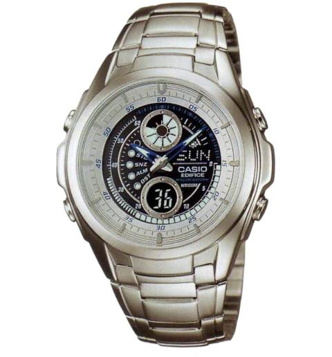 Дешевые часы Casio EDIFICE EFA-116D-1A7