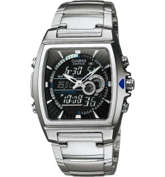 Casio EDIFICE EFA-120D-1A с секундомером
