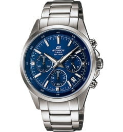 Casio EDIFICE EFR-527D-2A с синим циферблатом