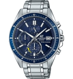 Casio Edifice EFS-S510D-2A с синим циферблатом