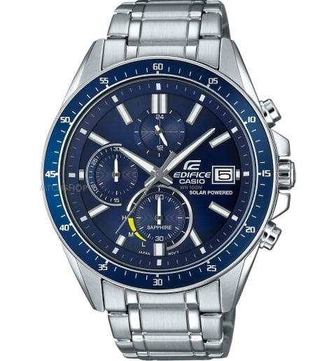 Часы Casio EDIFICE EFS-S510D-2A на солнечной атарее