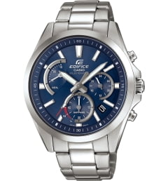 Casio EDIFICE EFS-S530D-2A с синим циферблатом