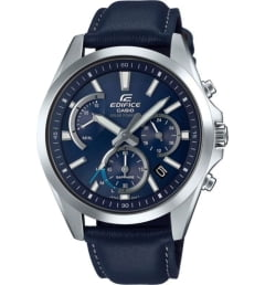 Casio EDIFICE EFS-S530L-2A с синим циферблатом