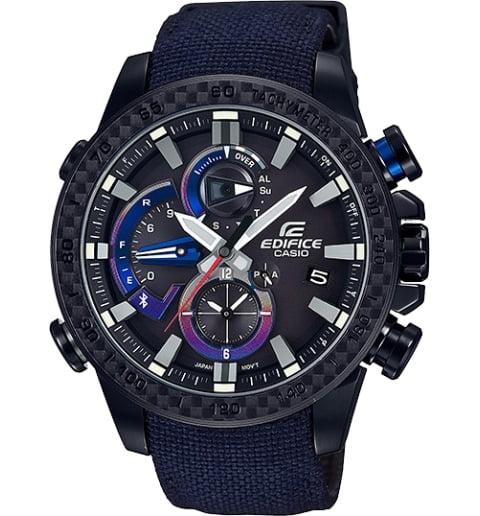 Карбоновые часы Casio EDIFICE EQB-800TR-1A