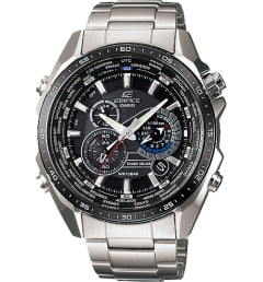 Casio EDIFICE EQS-500DB-1A1 с секундомером