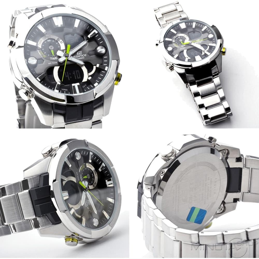 Купить часы Casio EDIFICE ERA-201D-1A - цена на Casio ERA-201D-1A в ... 03869101115