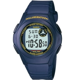 Casio Collection F-200W-2B