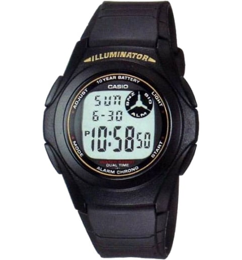 Casio Collection F-200W-9A