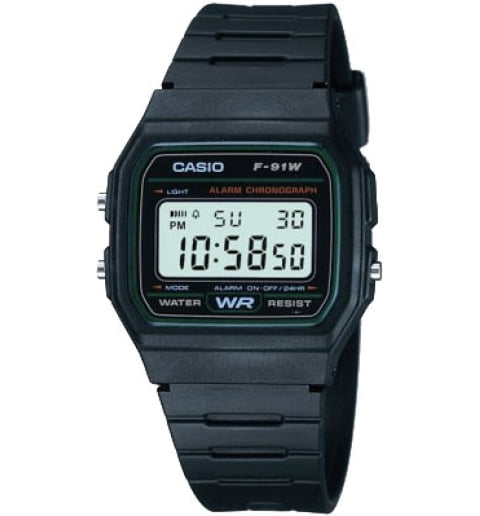 Casio Collection F-91W-3D