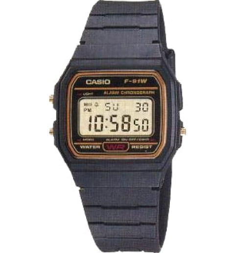 Casio Collection F-91WG-9Q