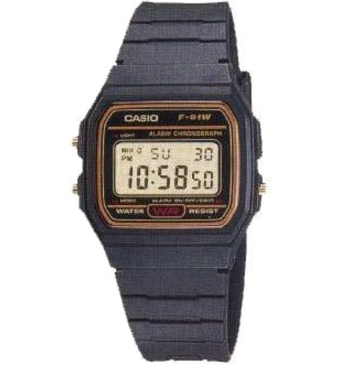 Casio Collection F-91WG-9S