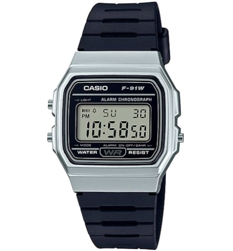 Casio Collection F-91WM-1B