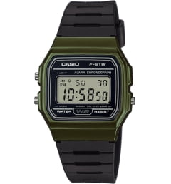Casio Collection F-91WM-3A